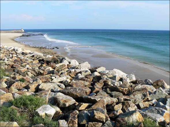 La Normandie, c'est aussi la mer