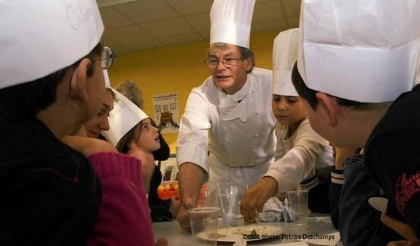Slow Food soutient le chef Bernard Charret des Chandelles Gourmandes (37)
