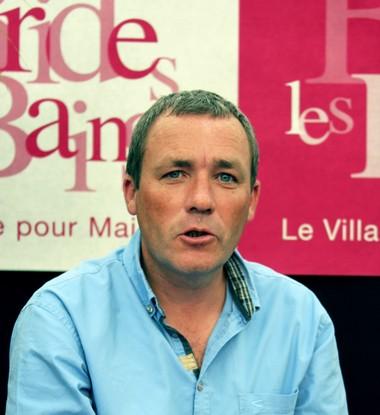 GALAIS Thierry, enseignant en cuisine santé
