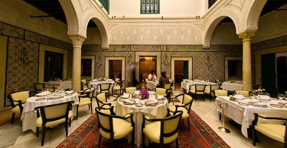 Les 10 plus belles tables de Tunisie