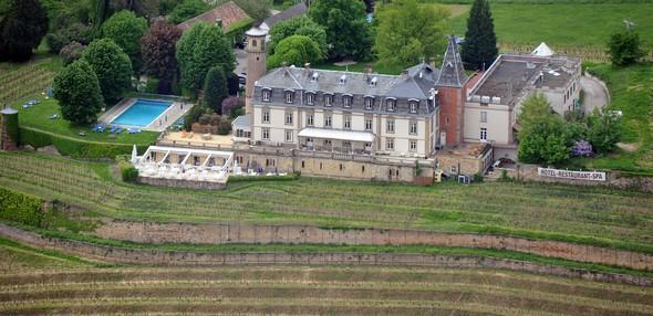 Château d'Isenbourg ©DR