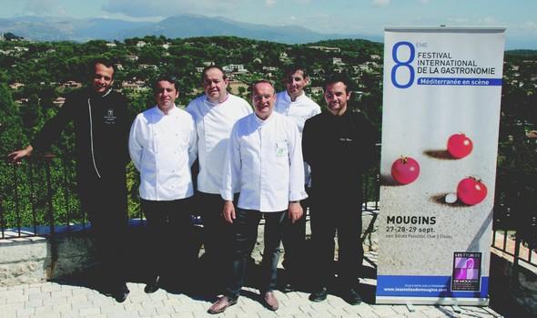 MOUGINS. Concours International du Jeune Chef, les 4 candidats sélectionnés !