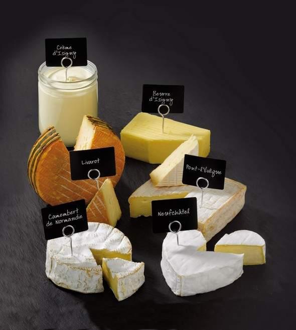Pays d'Auge: les fromages qui déchirent!