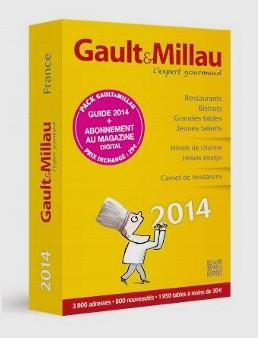 Sortie du Gaullt & Millau 2014: Le chef Piet Huysentruyt découverte de l'année