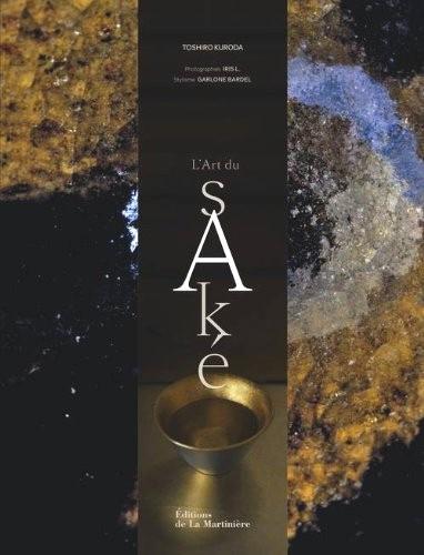 L'Art du Saké, Grand Prix du Livre Spirit'2013