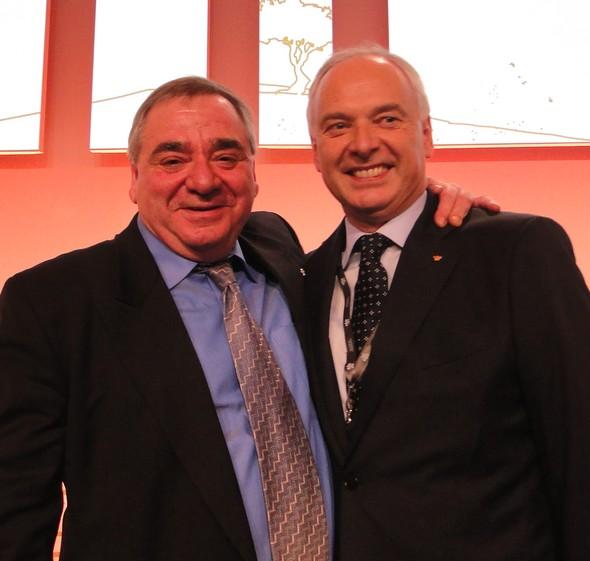 PhilippeGombert et Thierry Bourgeon @laradiodugout.fr