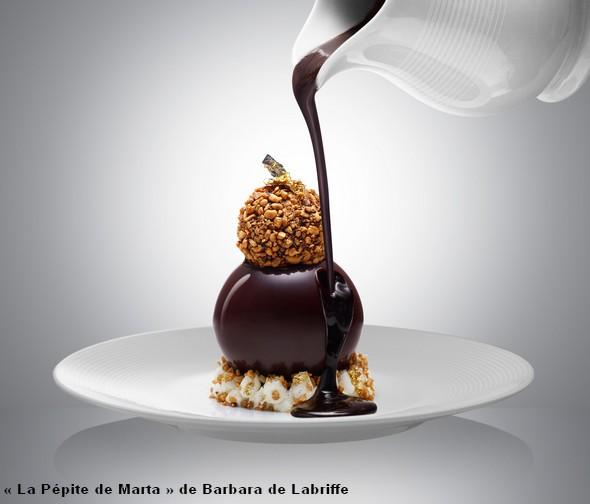 Barbara de Labriffe remporte la finale du Cook Master Barrière