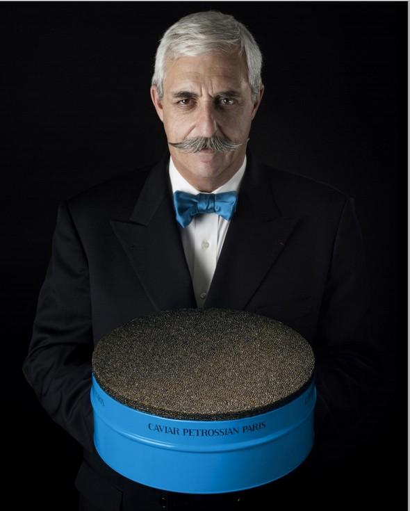 Boîte de caviar XXXXXXXL