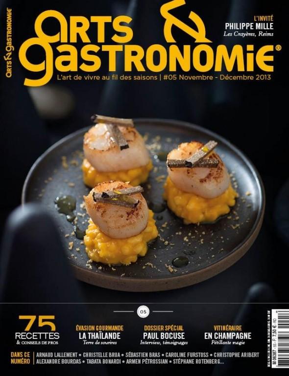 En Kiosque: Le Magazine Arts & Gastronomie. Spécial Fêtes
