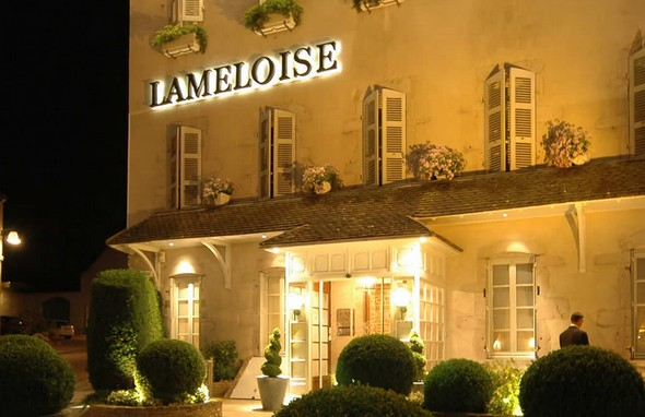 Maison lameloise meilleur restaurant au monde - Meilleur ventilateur maison ...