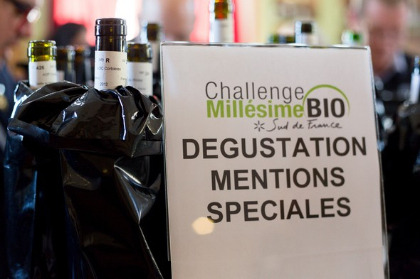 Les vins « bios » tiennent salon international à Montpellier