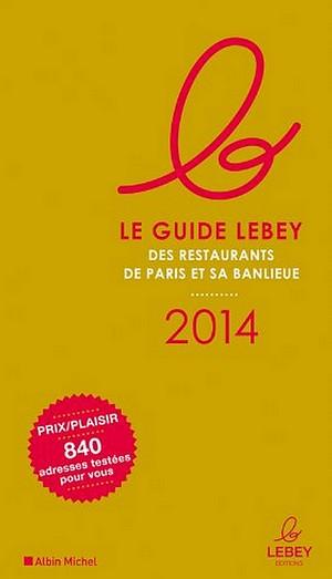 Les Lebey de la Gastronomie 2014