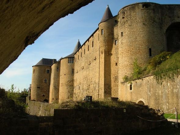 Château Fort de Sedan © CRICA