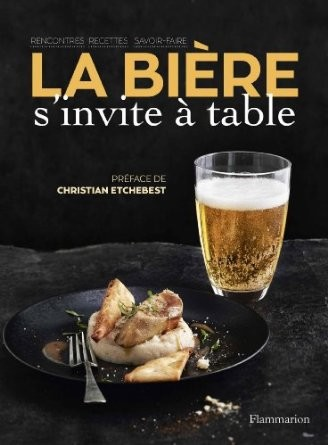 La bière s'invite à table