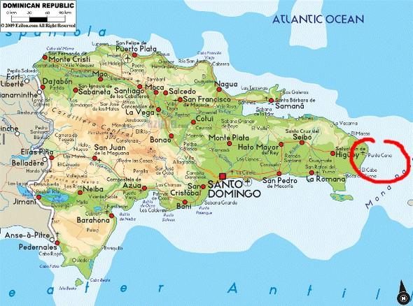 Voyage en Caraïbes