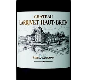 Château Larrivet Haut-Brion à l'honneur