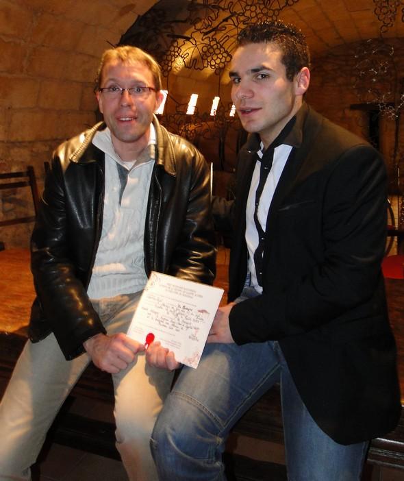 Les lauréats du Prix Ragueneau 2014