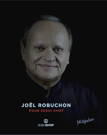 La Radio du Goût a aimé: les recettes de Robuchon pour Sushi Shop