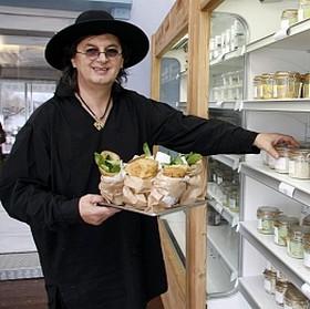 Les food trucks de marc veyrat paris - Art et cuisine marc veyrat ...