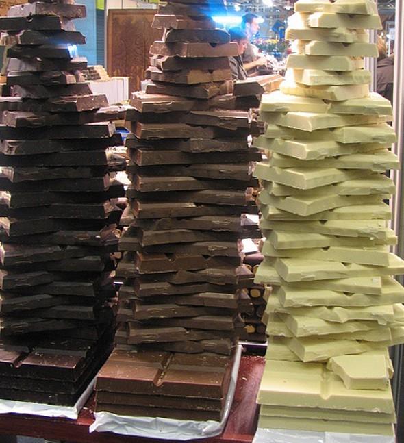 Le Chocolat au bord de la pénurie…
