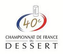 Les finalistes du 40e Championnat de France du Dessert