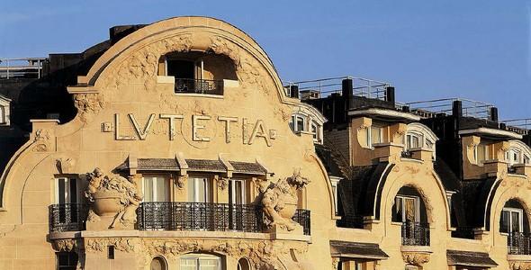 Vente des collections de l'Hôtel Lutetia