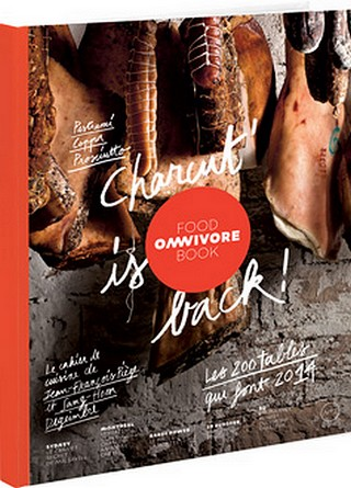 Le Food Book d'Omnivore, le guide gastro branché