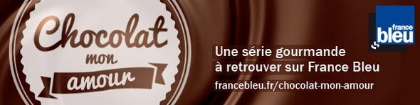 « Chocolat mon amour » sur France Bleu