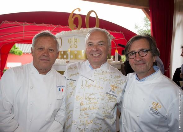Le soixantième anniversaire des Relais & Châteaux: des origines à nos jours