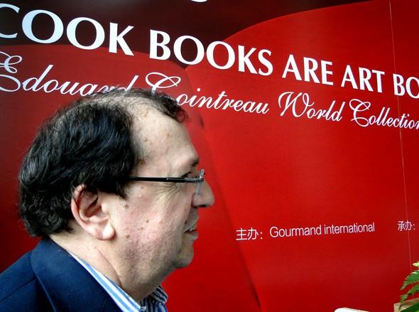 Edouard Cointreau:  le visionnaire du livre gourmand