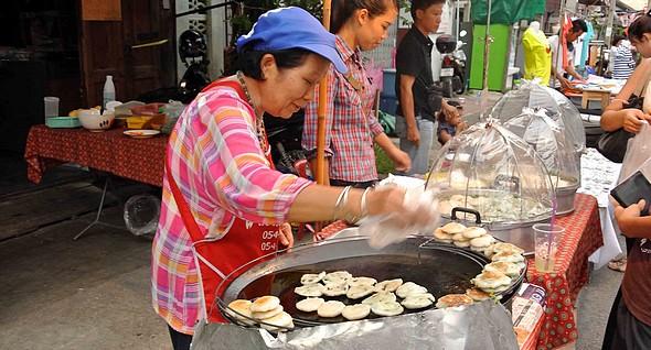 Gastronomie Thaïlandaise : une histoire Belge ?