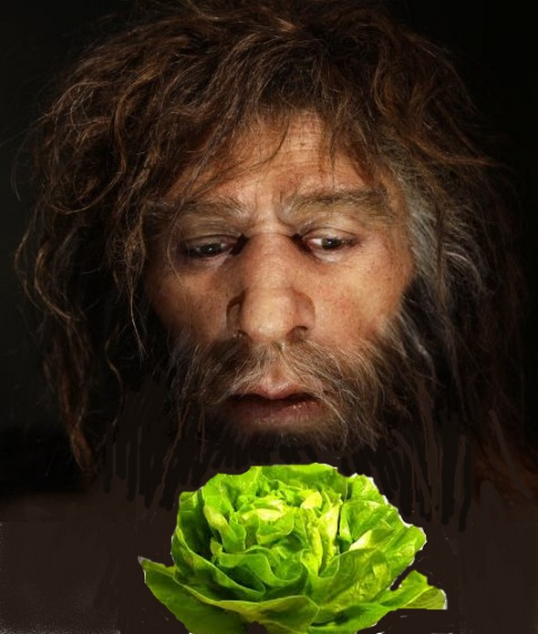 La salade de Neandertal