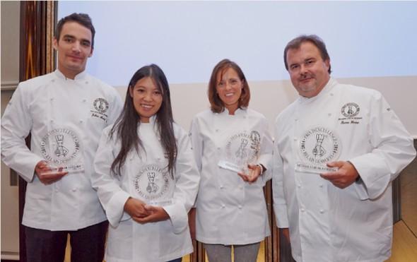Remise des Prix d'Excellence Relais Desserts