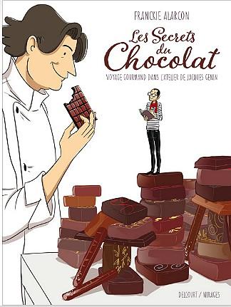 Les secrets du chocolat (BD)
