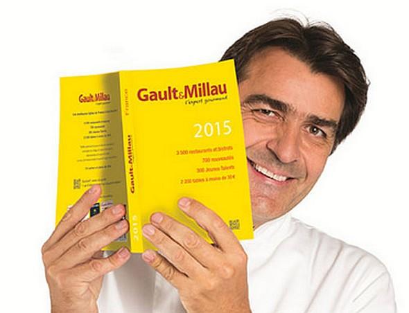 Tout le palmarès du Guide Gault&Millau 2015