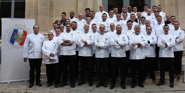 L'AG des Cuisiniers de la République Française