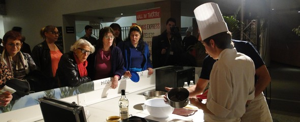 atelier culinaire ©thierry bourgeon/laradiodugout.fr