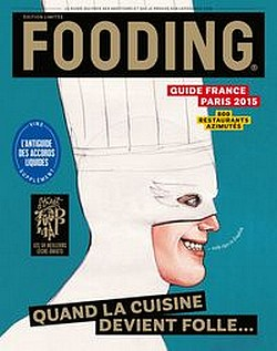 Chaud devant! Le Guide Fooding 2015
