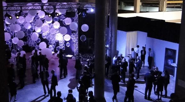 les ballons du Palais de Tokyo/laradiodugout.fr