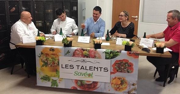 Thierry Marx, Yvon Morvan, Savéol, et les tomates.