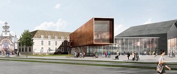 Eiffage réalisera la Cité Internationale de la Gastronomie de Dijon