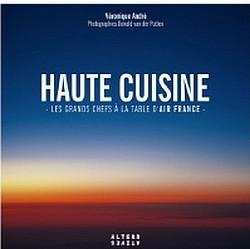 Air France: 80 ans de cuisine de haut vol