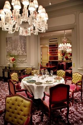 le restaurant gastronomique ©DR