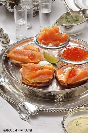 75% des saumons fumés consommés en France sont fumés dans l'Hexagone