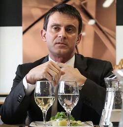 Valls hésitations en cuisine