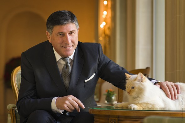 Didier Le Calvez Meilleur Directeur d'Hôtel du Monde