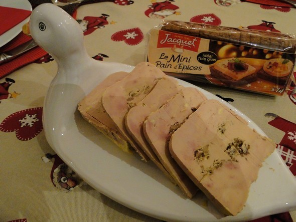 La Radio du Goût a aimé: les mini pains d'épices Jacquet