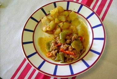 © Restaurant Euzkadi Espelette