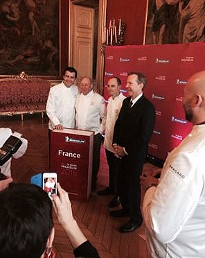 Michelin 2015: choses vues et entendues au Quai d'Orsay