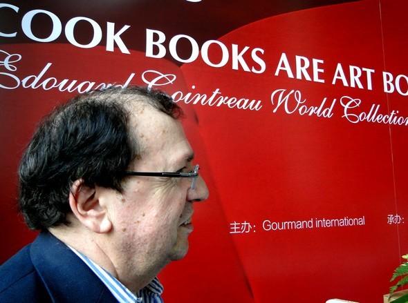 EXCLUSIF: Les révélations d'Edouard Cointreau sur la Fête mondiale du livre culinaire